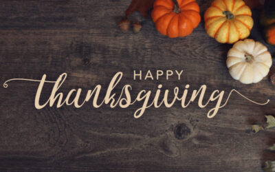 Thanksgiving Modified Hours